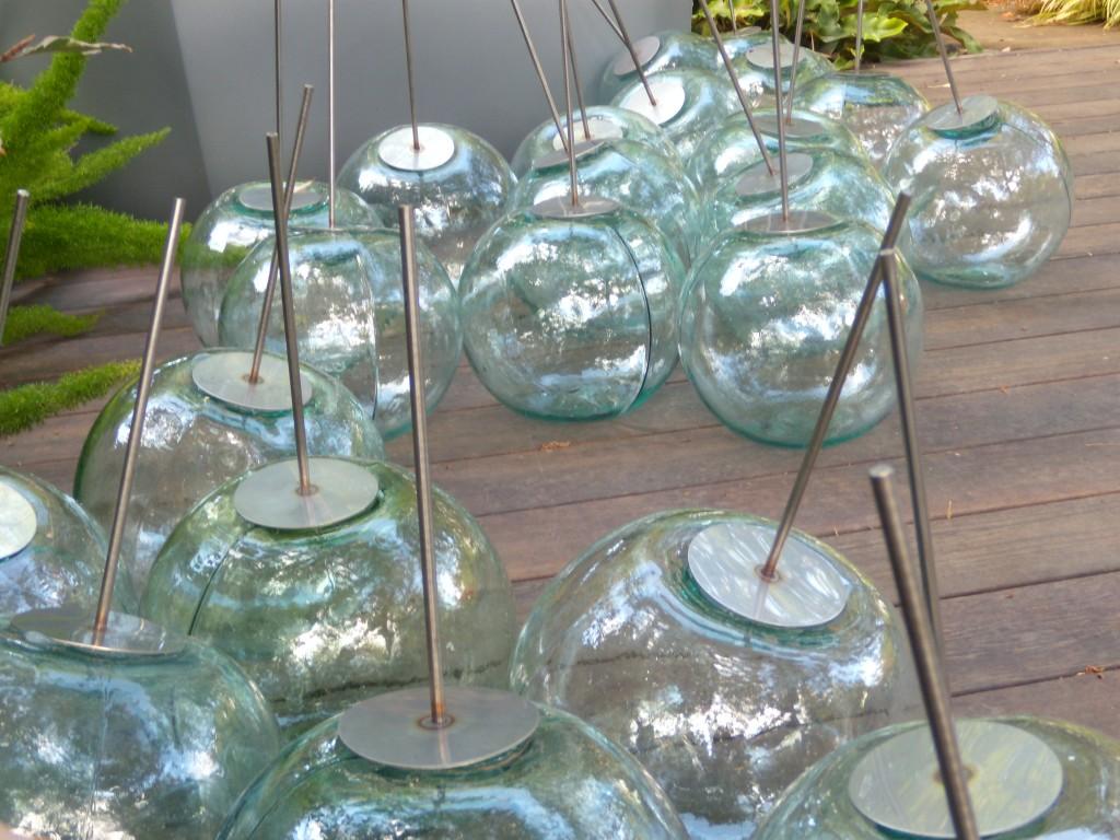Glass, Hardware, Water  installation & fabrication  Oakland Residence, Paul Cowley, ASLA